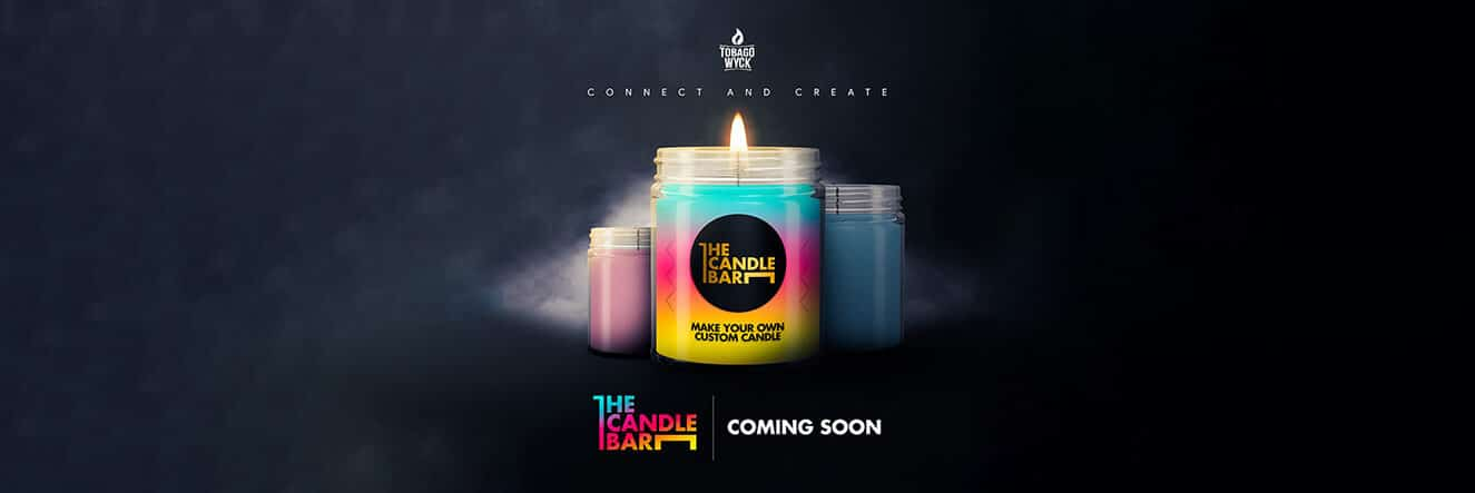 Coming Soon - The Candle Bar