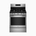 """Whirlpool 30"""" Gas Range with Timer and Convection Oven - Stainless steel"""