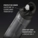 Contigo Autospout Fit Leak Proof Bottle with Straw - Turquoise
