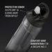 Contigo Autoseal Fit Spill Proof Bottle - Black
