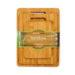 Diamond Home 3pc Bamboo Cutting Board