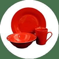 Plate Set - Dominion Appliances Tobago