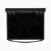 "Whirlpool 30"" 4-Burner Ceramic Top Electric Range with Storage Drawer - Black"