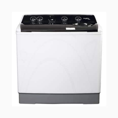 Whirlpool 19kg Twin Tub Washer - White