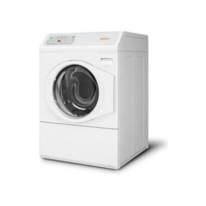 Speed Queen 3.42cft Front Load Washer, White