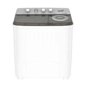Acros 13kg Twin Tub Washer - White