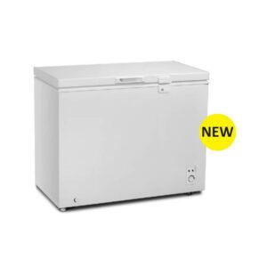 Genie 9cft Chest Freezer - White